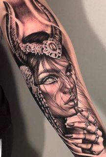 Most-Beautiful-Arm-Tattoo-for-Women-Ideas-02